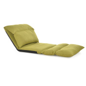 The harvest season Lazy Sofa Folded Detachable Washable Leisure Piaochuang Chairs Bedside Chair