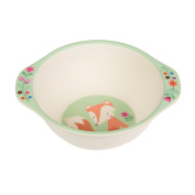 Woodland Friends Melamine Childrens Bowl by Sass and Be