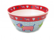 Melamine bowl dog Baby Charms