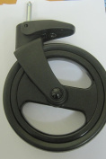 Peg Perego Front Wheel for Peg Perego Book Removable, not Screwed