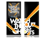 MusicSkins Watchout! Theres Ghosts - Rays for Apple iPod nano
