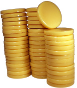 EPILWAX S.A.S - Wax discs in honey Hot Wax, 1 kg