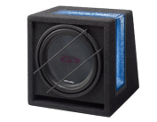 Alpine SBG-1244BP 30cm Ready to Use Band Pass Subwoofer with Enclsoure