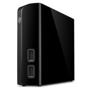 Seagate Backup Plus Hub 8 TB USB 3.0 Desktop, 8.9cm External Hard Drive for PC and Mac with Integrated 2 Port USB Hub