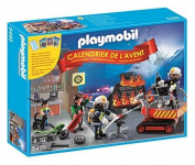 PLAYMOBIL 5495 Advent calendar 'Fire fighters' by ToyCentre