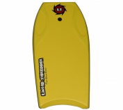 Liquid Shredder BB FSE42EYW FSE EPP Bodyboard - Yellow 110cm .
