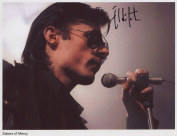 Sisters Of Mercy SIGNED Photo 1st Generation PRINT Ltd 150 + Certificate