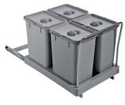 elletipi PA712 Pull-Out Waste Bin for Base