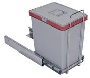 elletipi PF01 34 C1 Pull-Out Waste Bin for Base