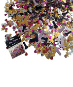 Hen Night, fun Willy confetti, pack contains 14 g of assorted pieces of confetti to scatter in gifts on tables