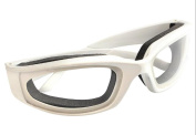 HaoYiShang Professional Durable Light Weight Onion Goggles for Home and Kitchen Use, Tear Free Onion Goggles Glasses