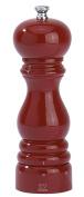 Peugeot Paris u Select Salt Mill-Red Lacquered, 5.7 x 5.7 x 18 cm