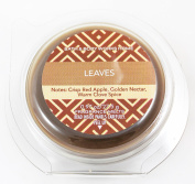 Bath and Body Works Home Leaves Fragrance Melts Tarts Wax .2870ml White Barn Candle Company