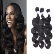 100% Virgin Remy Brazilian Hair Weft One Bundle Body Wave Human Hair Extensions 100% Real Remy Unprocessed Hair Weave Weaving