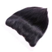 IUEENLY Hair 13x 4 Full Lace Frontal Closure Brazilian Virgin Hair Straight Frontal Lace Frontals With Baby Hair 20cm