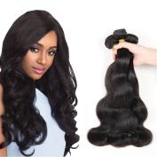 CCOLLEGE Hair Brazilian Body Wave 3 Bundles Unprocessed Virgin Brazilian Human Hair Extensions Natural Weave Weft Natural Colour For Women