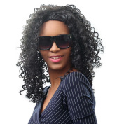 Wigs, Hatop Shaggy Afro Kinky Curly Wig Synthetic Hair Wig for Black Women