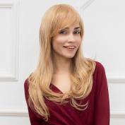 Wigs, Hatop New Fashion Women Human Hair Wig Full Hair Wig Long Hair Wig