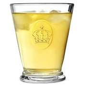 La Rochère Crown Tumblers 9.2oz / 260ml - Pack of 6 | 26cl La Rochere Crown Glasses, La Rochere Tumblers