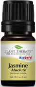 Plant Therapy Jasmine Absolute Essential Oil. 100% Pure, Undiluted, Therapeutic Grade. 5 mL (1/3 Ounce).