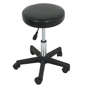 BEAUTY SALON ALL PURPOSE ROLLING STOOL MANICURE PEDICURE TECHINICIAN STOOL DOCTOR OFFICE TATTOO STOOL WITH HEIGHT ADJUSTMENT