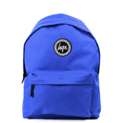 HYPE Backpack Plain Royal Blue School Bag - HYPE Bags