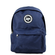 HYPE Backpack Plain Navy School Bag - HYPE Bags