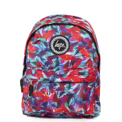 HYPE Backpack Nature Garden Red School Bag HS16010 - HYPE Bags