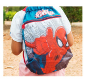 Spiderman Children's Backpack blue blue / red