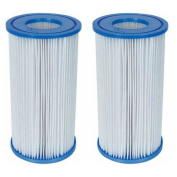 Bestway Filter Cartridge III (11cm x 20cm ) 2x Pack