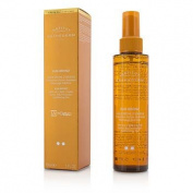 Sun Bronz Dry Oil Care 2 Suns Active Age Protection Sublimating Tan - Moderate Sun - For Body & Hair, 150ml/5oz