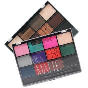 Beauty Treats Eye Shadow MODERN MATTE 2 pc Palette