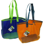 Blue Avocado 36cm Nu Reusable Mesh Beach Tote Bag -