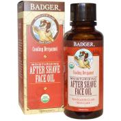 Badger After Shave Face O Size 4z Badger After Shave Face Oil 4z