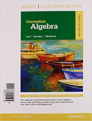 Intermediate Algebra, Books a la Carte Edition
