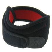 New Neoprene Knee Patella Brace Sports Adjustable Elastic Strap Black