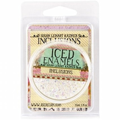 Ice Resin 422185 Art Mechanique Inclusions Shattered Mica - Opal, 15ml