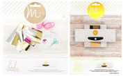 Heidi Swapp - Mini Minc - Transfer Folders & Toner Sheets - 15cm Foiling Machine Accessories Set