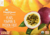 HappyBaby CC Organics Pears, Pumpkin & Passion Fruit Organic Baby Food
