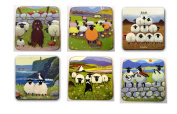 Thomas Joseph - Set of 6 Coasters