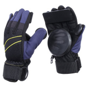 Andux Zone Adult Freeride Grip Slid Skateboard Gloves with Foam Palm
