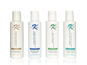 brazilian collagen infused keratin treatment 120ml package, straightening and protecting hair care