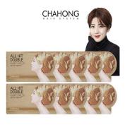 CHAHONG Season2 ALL HIT DOUBLE HAIR PACK 40g x 10ea
