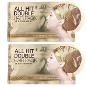 CHAHONG ALL HIT DOUBLE HAIR PACK 40g x 2ea