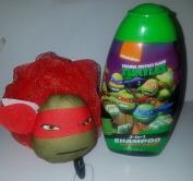 Teenage Mutant Ninja Turtle Bathtime Funtime Set