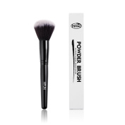 HFUN Powder Brush Makeup Brush Foundation Face Blush brush with Synthetic Bristles and Wooden Handle