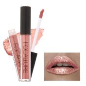 LUNIWEI Lipstick Cosmetics Sexy Lips Matte Lip Gloss