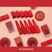 3CE Stylenanda Red Recipe Matt Lip Colours set