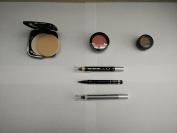 Cameo Blush, Eyeshadow, Lip, Eyes and Press Powder Makeup Set