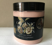 Asquith & Somerset Organic Argan Oil Luxury Salt Scrub